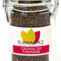 Grains of Paradise | Guinea Pepper | Peppery Flavored with Citrus Notes | Famous African Spice (3 Ounce)