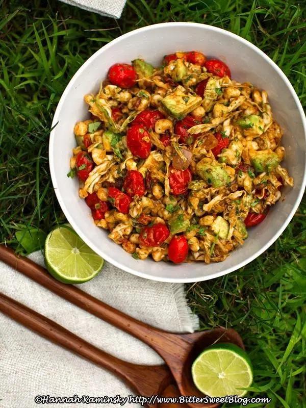 Posole Salad