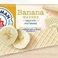 Voortman Banana Wafers 14.1 oz (4 Pack)