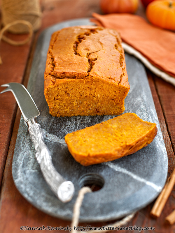 Best Basic Pumpkin Bread