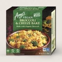 Amy's Kitchen  Vegan Broccoli & Cheeze Bake