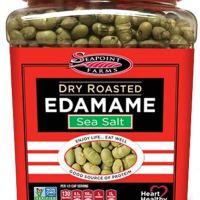Seapoint Farms Sea Salt Dry Roasted Edamame