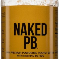 Naked PB  100% Premium Powdered Peanut Butter
