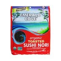 Organic Pacific Toasted Sushi Nori