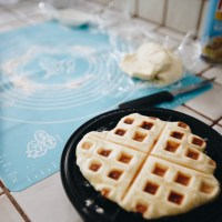 4th Annual Pie-Athon! WAFFLE PIE!! - A Vintage Recipe Test
