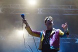 Kaiser Chiefs live at Bingley Festival