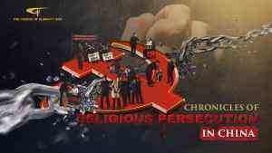chronicles of persecution in china