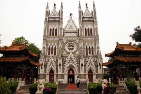 church of the saviour beijing