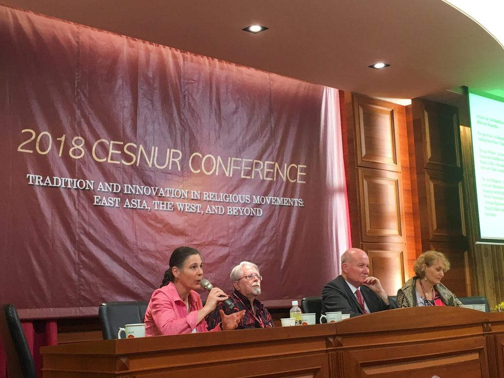 """Plenary session """"Religious Liberty Issues in China: The Case of The Church of Almighty God"""""""