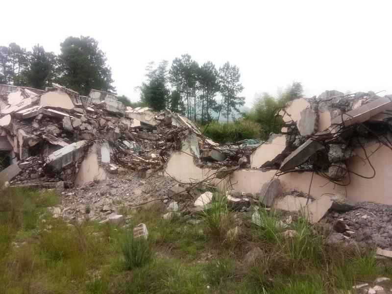 Three Self Church Demolished in Fujian_10