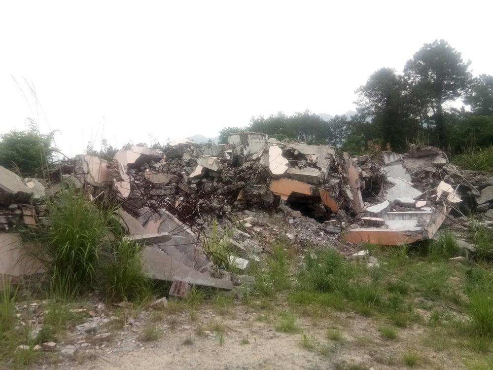Three Self Church Demolished in Fujian_2