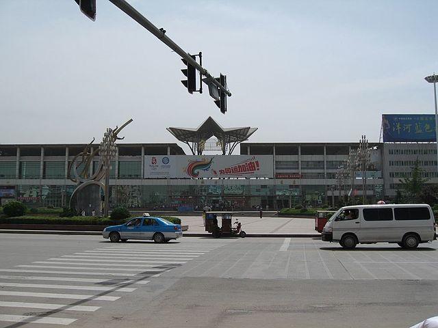 SuZhou_Train_Station