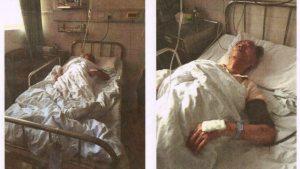 Injured landowner