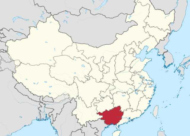 Guangxi_in_China