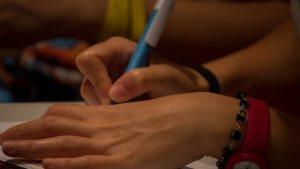 Signing signature