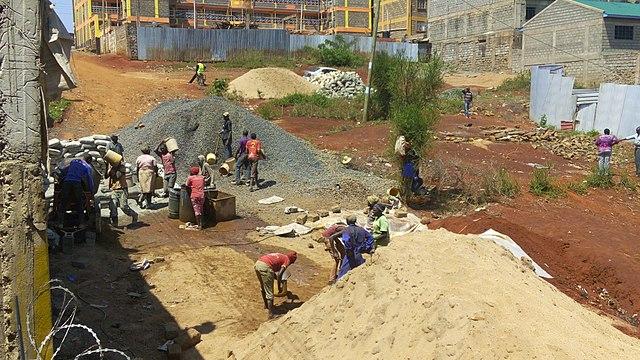 workers in kenya
