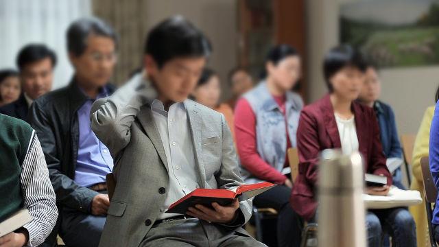 House church believers