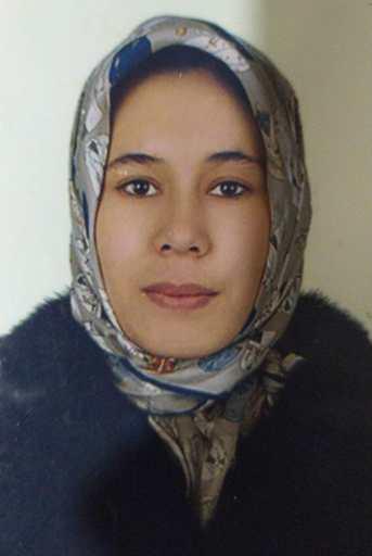 Amine, now in Turkey.