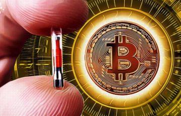ビットコインを「体内マイクロチップ」に保管|新時代の資産管理方法となるのか?