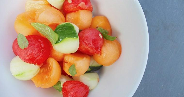 Hydration Fruit Salad