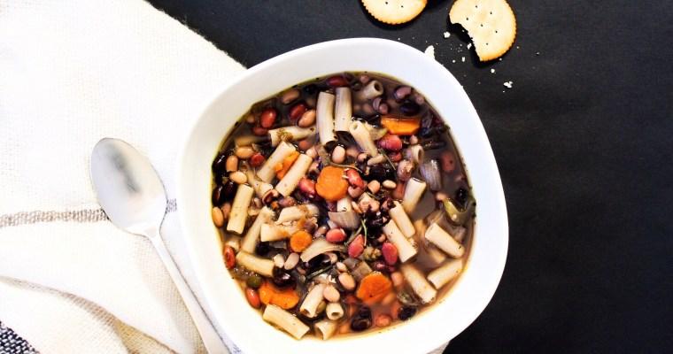 5 Bean Soup