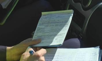 De la începutul anului până acum au fost reținute 1.252 de permise de conducere