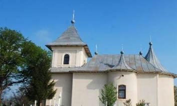 Biserica din Gâștești a fost spartă! Hoții au găsit doar câțiva lei în cutia milei