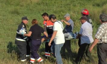 Accidentul de avion de la Tătăruși, filmat de pasager – VIDEO