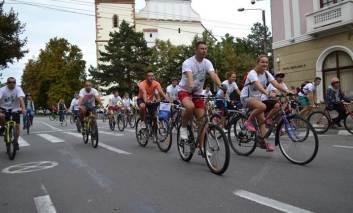 Turul Pascaniului pe bicicletă
