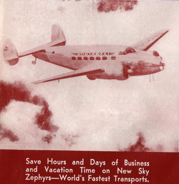 Sky Zephyr aircraft small