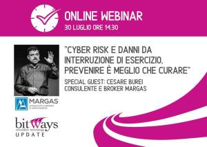 cyber risk cesare burei bitways
