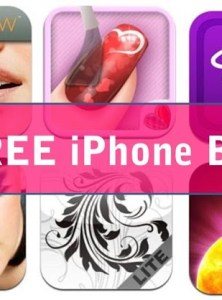 Top 10+ FREE iPhone Beauty Apps