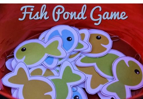 Fish Pond Game - Bitz & Giggles