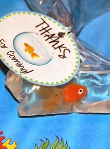 Goldfish Soap-in-a-Bag Tutorial