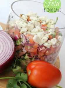 Feta Pico de Gallo