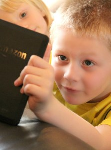 Make Reading Fun for Kids With Amazon Kindle