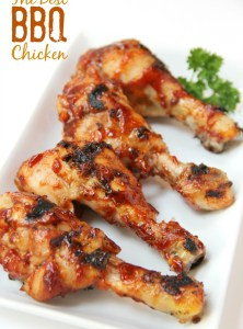 The Best BBQ Chicken