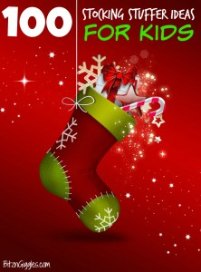 100 Stocking Stuffer Ideas for Kids