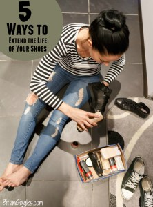 5 Ways to Extend the Life of Your Shoes