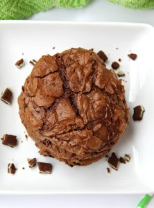 Chocolate Fudge Mint Cookies