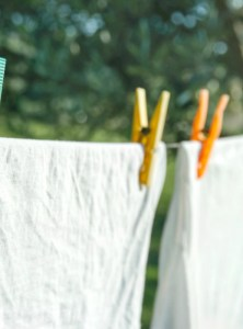 Using Vinegar in the Laundry: How to Whiten Whites