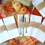 Printable Thanksgiving Napkin Holders Bitz Giggles