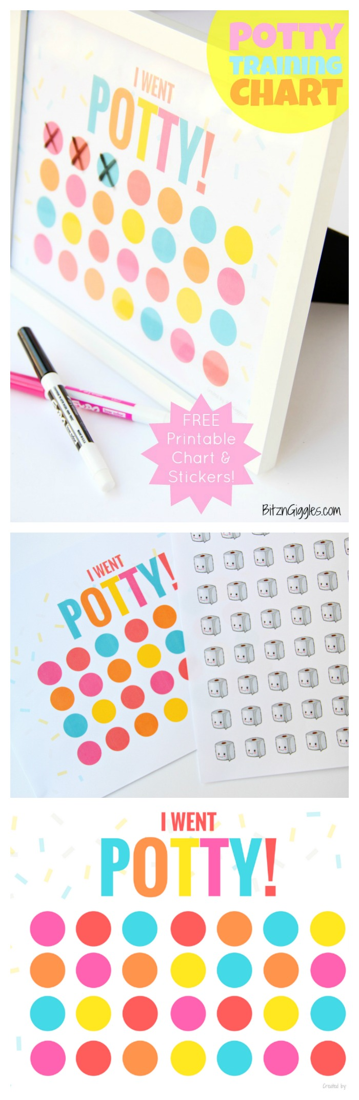 potty training printables