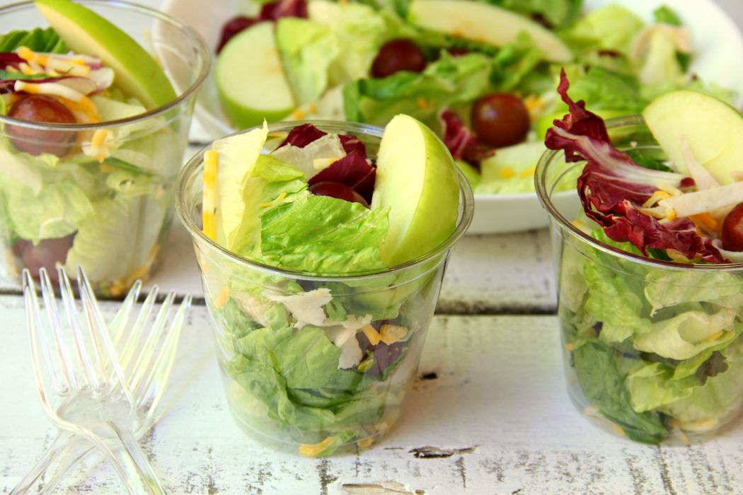 Harvest Salad to Go
