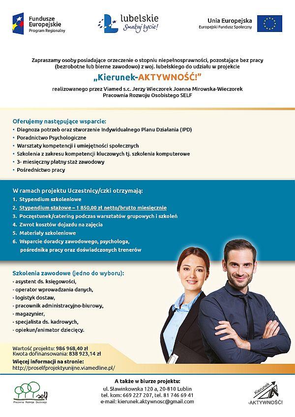 kierunek_aktywnosc plakat