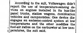 Из публикация на Wall Street Journal от 1974 г. цитирана от Slate
