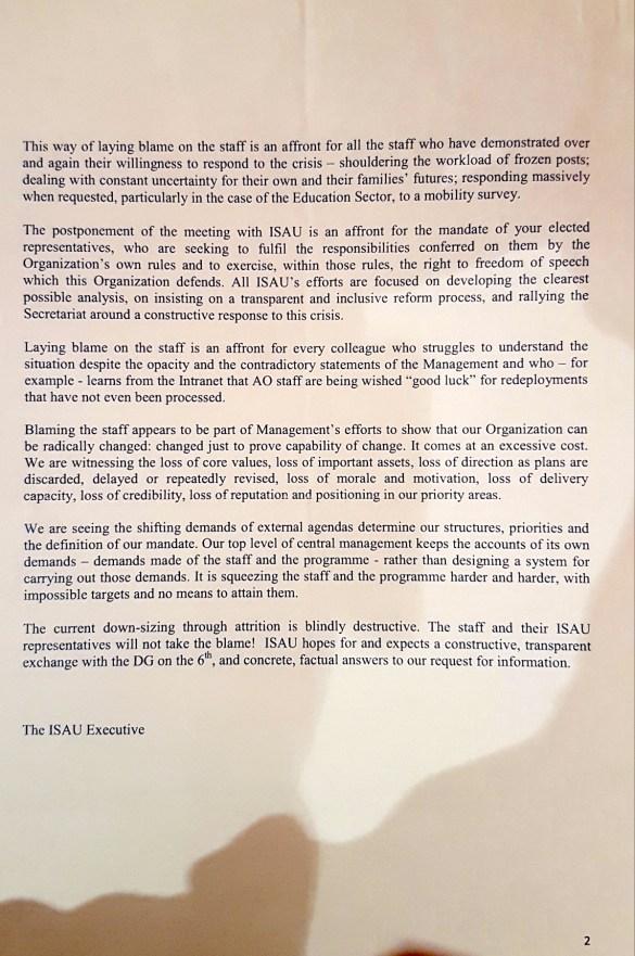 Да атакуваш ООН с международен обществен ресурс  Ирина Бокова използва бюджет, постове и привилегии на ЮНЕСКО за своята кампания за ООН