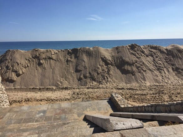 American citizens alert about yet another environmental crime; Bulgarian institutions keep silent  Thugs Destroy Bulgarian Black Sea Dunes