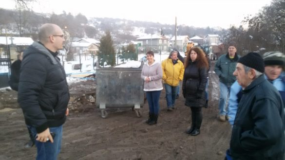 Водопроводът за Перник от Мало Бучино не се строи 24 часа в денонощие