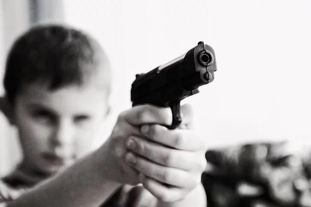 weapon photo